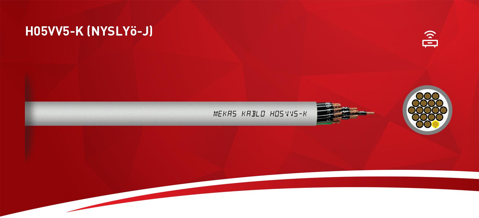 H05VV5-K (NYSLö-J)